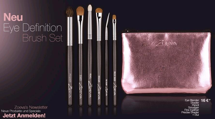 Preview Zoeva Eye Definition Brush Set Fashionfee Mode Make